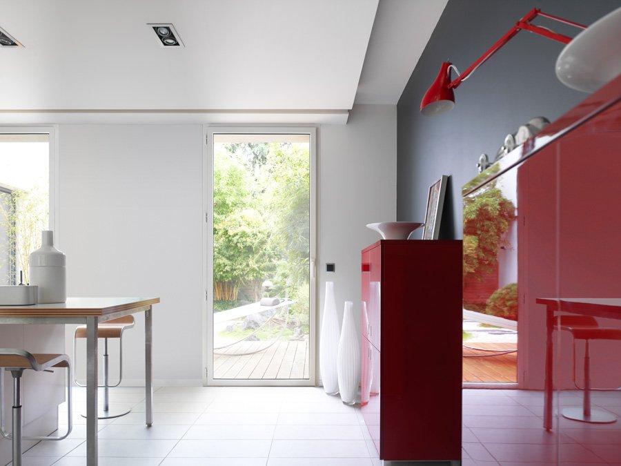Finestre in alluminio-legno Modena serramenti infissi Reggio Emilia