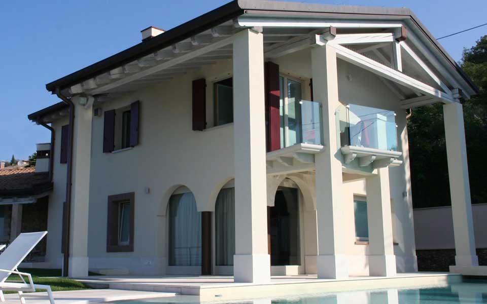 infissi in legno-alluminio Reggio Emilia