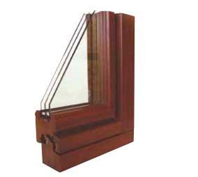 finestre in legno-alluminio Mantova