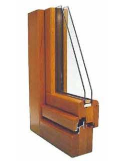 serramenti in legno-alluminio Reggio Emilia