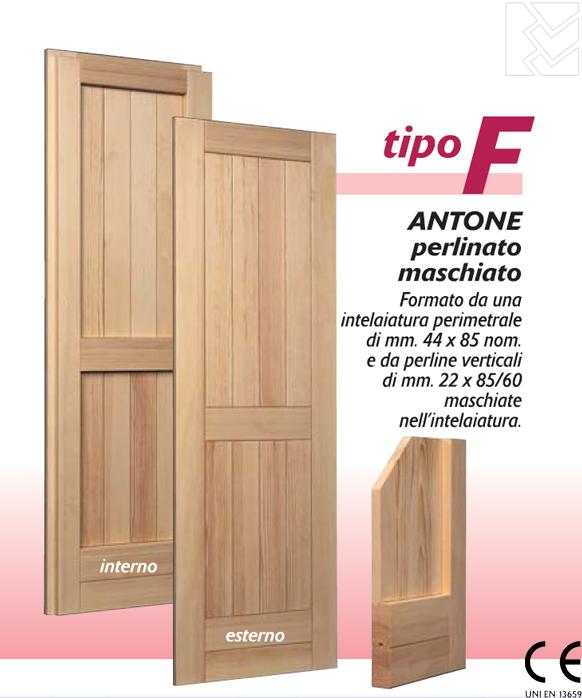 scuri in legno Reggio Emilia